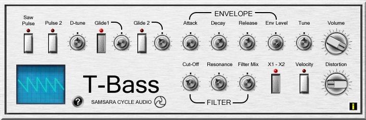 SamsaraCycleAudio T Bass 3