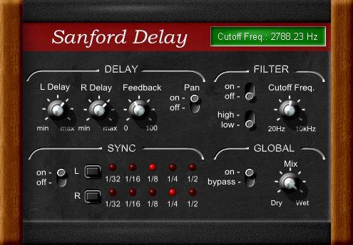 SanfordDelay 3