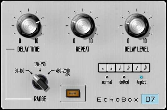 Sender Spike Echobox D7