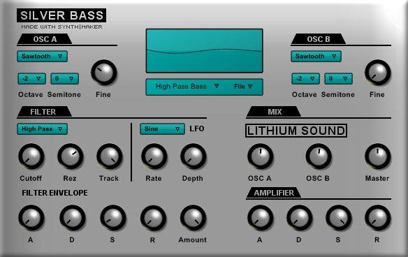 Silver Bass 3