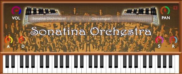 Sonatina Glockenspiel 3