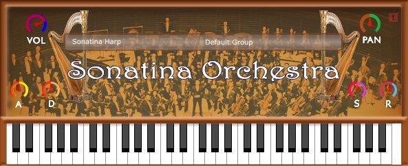 Sonatina Harp Free Vst Plugins