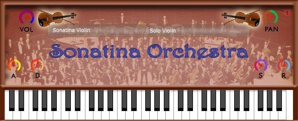 Sonatina Orchestra Module 3