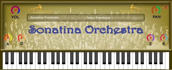 Sonatina Trombone 3