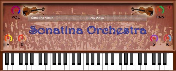Sonatina Violin 3