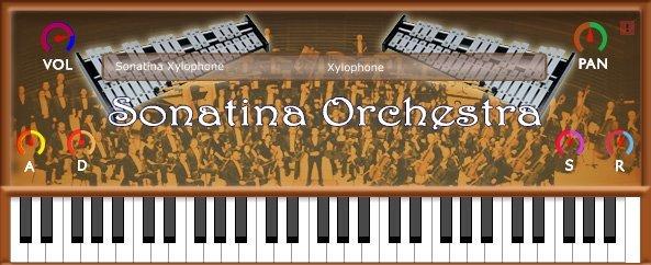 Sonatina Xylophone 3