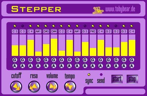 Stepper 3