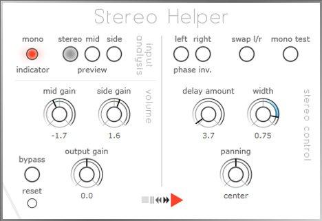 StereoHelper 2