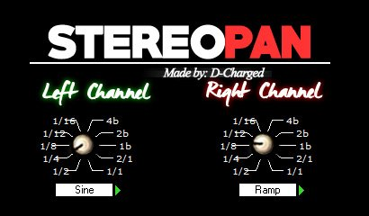 StereoPan 2