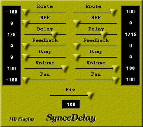 SynceDelay 2
