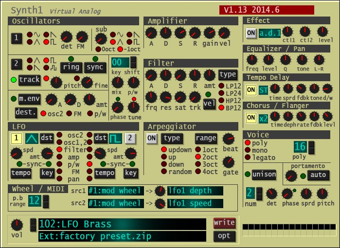 Synth1V8 3