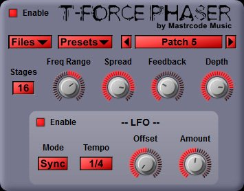 T Force Phaser 2