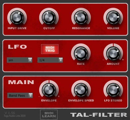 TAL Filter 3