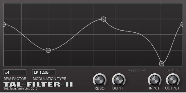 TAL Filter II 3