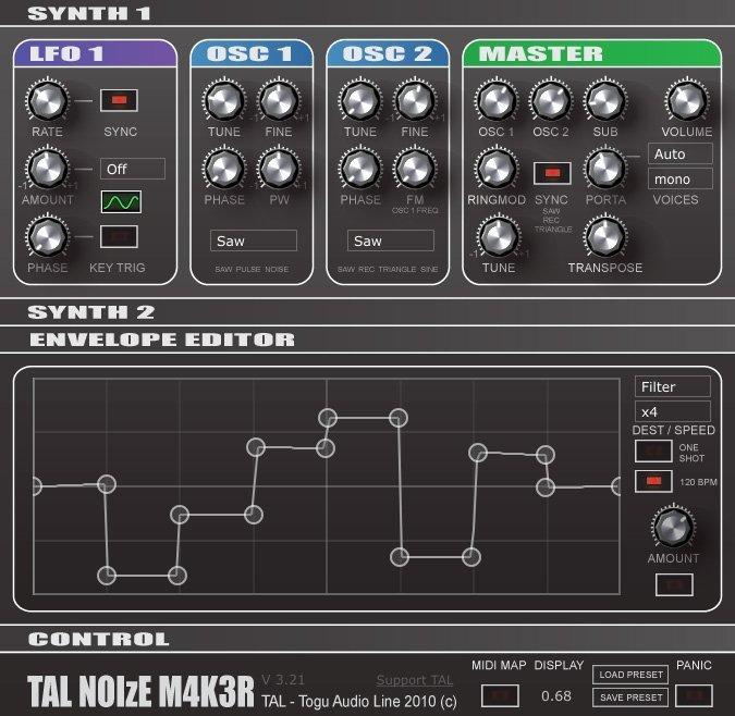 TAL NoiseMaker 3