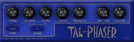 TAL Phaser 2