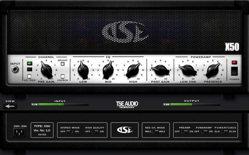 TSE X50 3