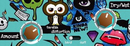 Tarabia Distortion 3