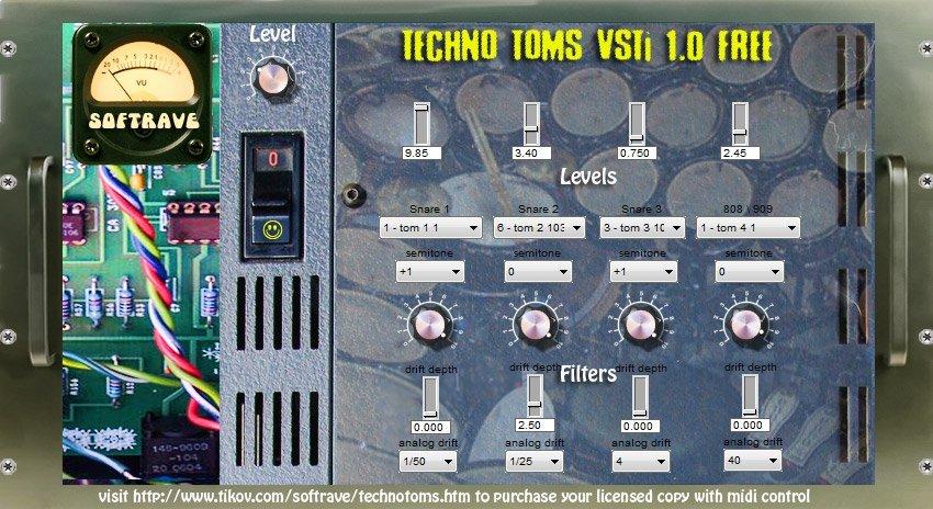 TechnoTomsVSTi 3