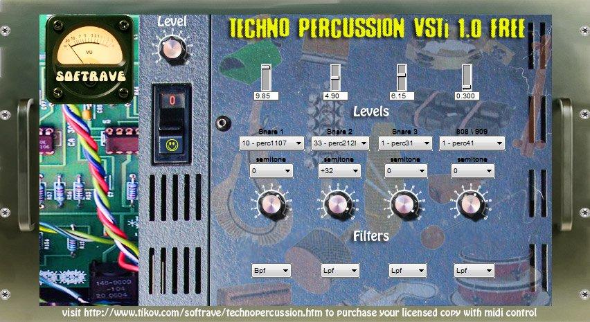 Techno Percussion 3