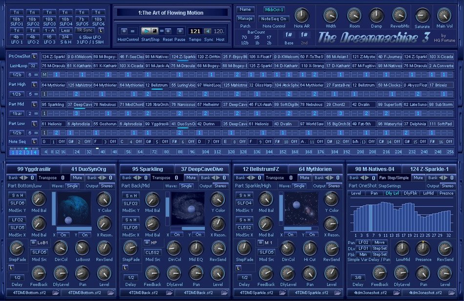 The Dreammachine 3