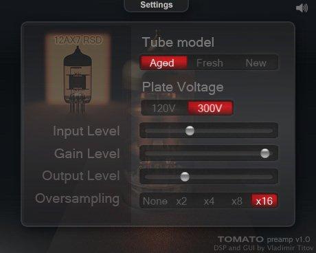 Tomato preamp 2