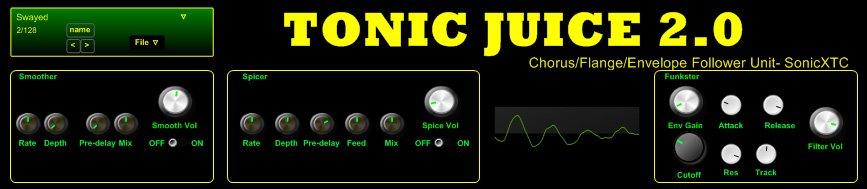 TonicJuice 3