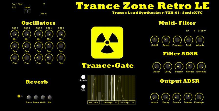 TranceZoneRetroLE 3
