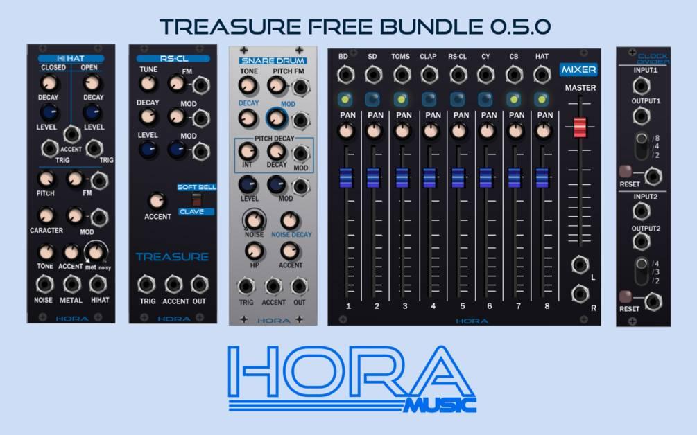 Treasure Free Bundle