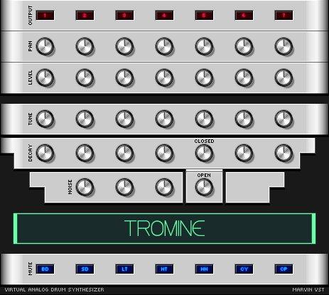 Tromine 2