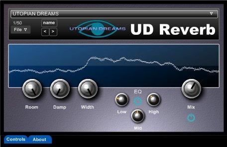 UD Reverb 2