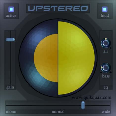 UpStereo 2