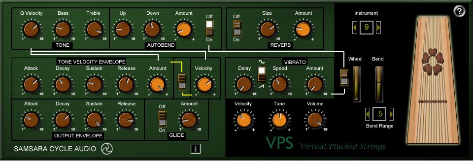 VPS zither 3