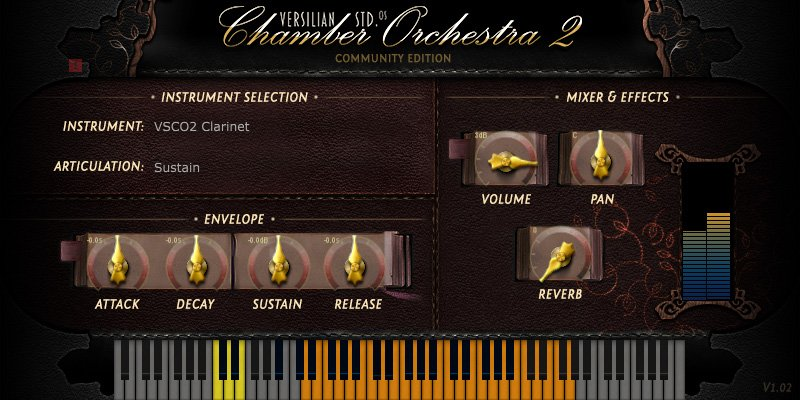 VSCO Clarinet 3