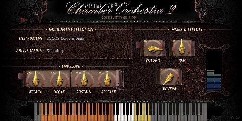 VSCO Double Bass 3