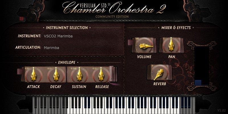 VSCO Marimba 3