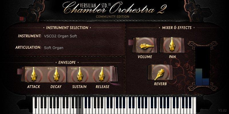 VSCO Organ Soft 3