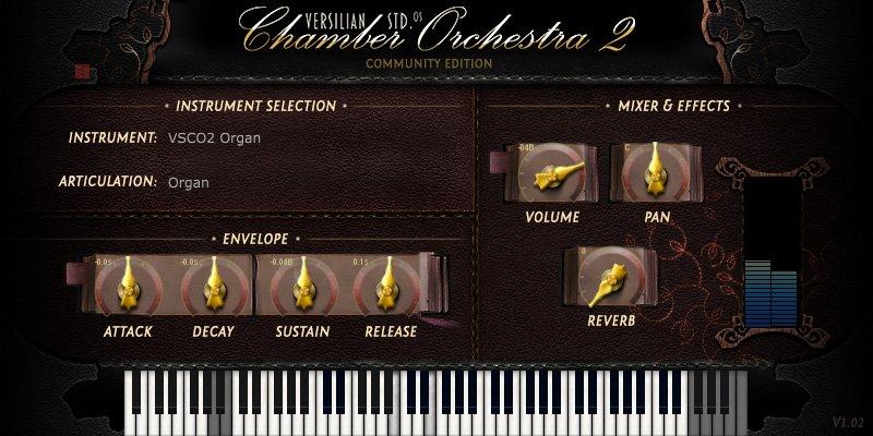 VSCO Organ 3