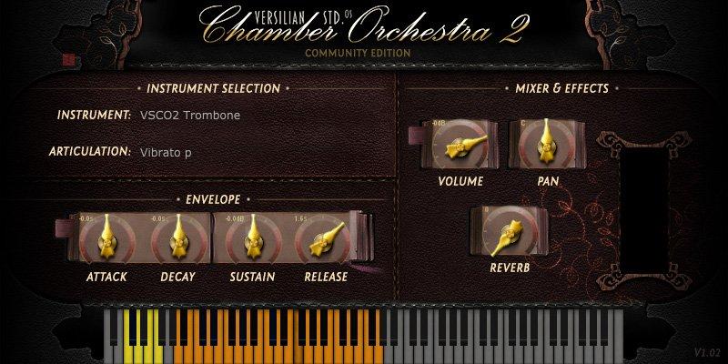 VSCO Trombone 3