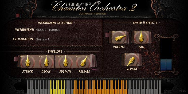 VSCO Trumpet 3