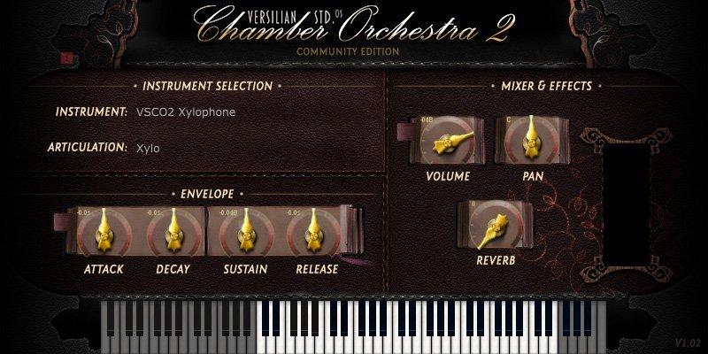 VSCO Xylophone 3