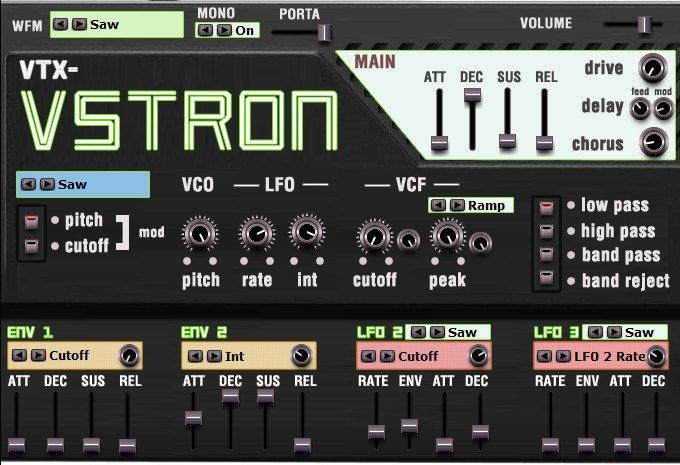 VTX VSTron 3