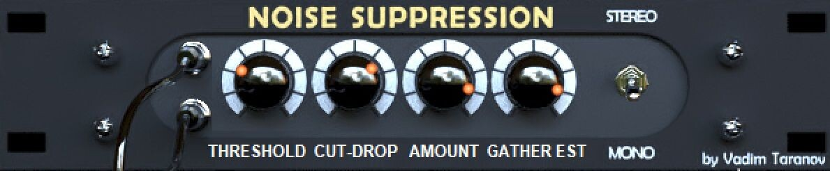 Vadim Taranov Noise Suppression