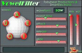 VowelFilter 2