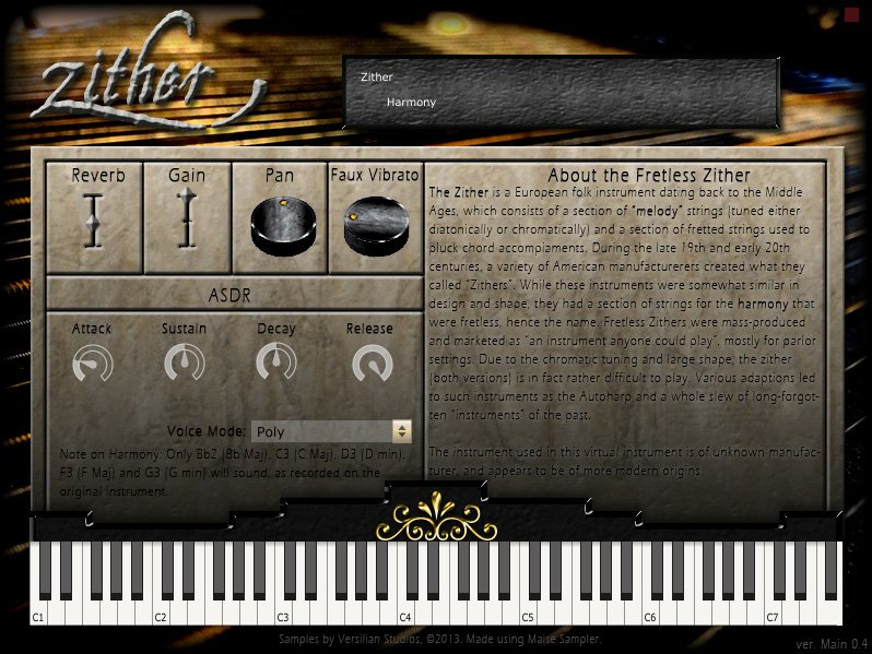 Zither 3