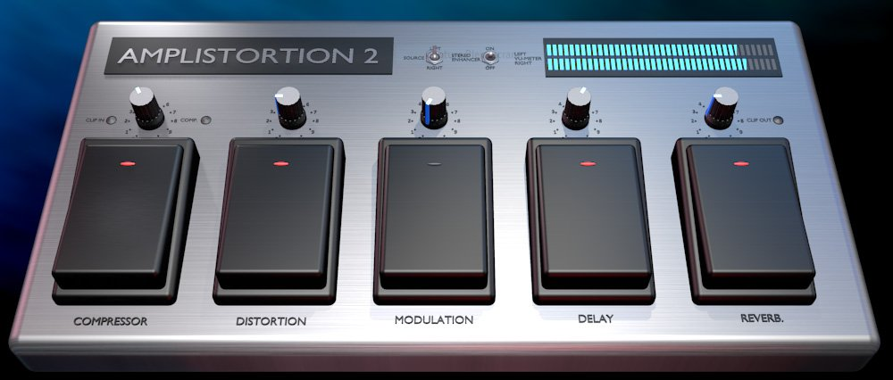amplistortion 3