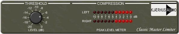 classic master limiter