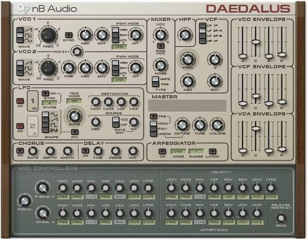 daedalus 3