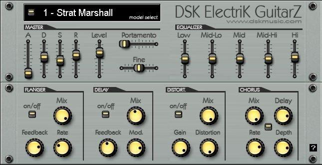 dsk electrik guitarz 3