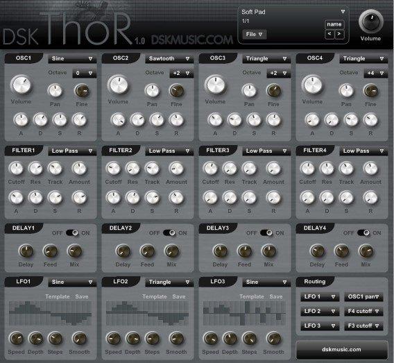 dsk thor3